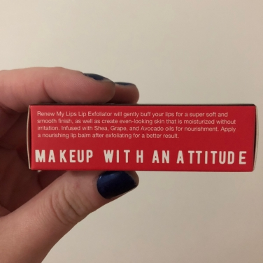 makeup with an attitude